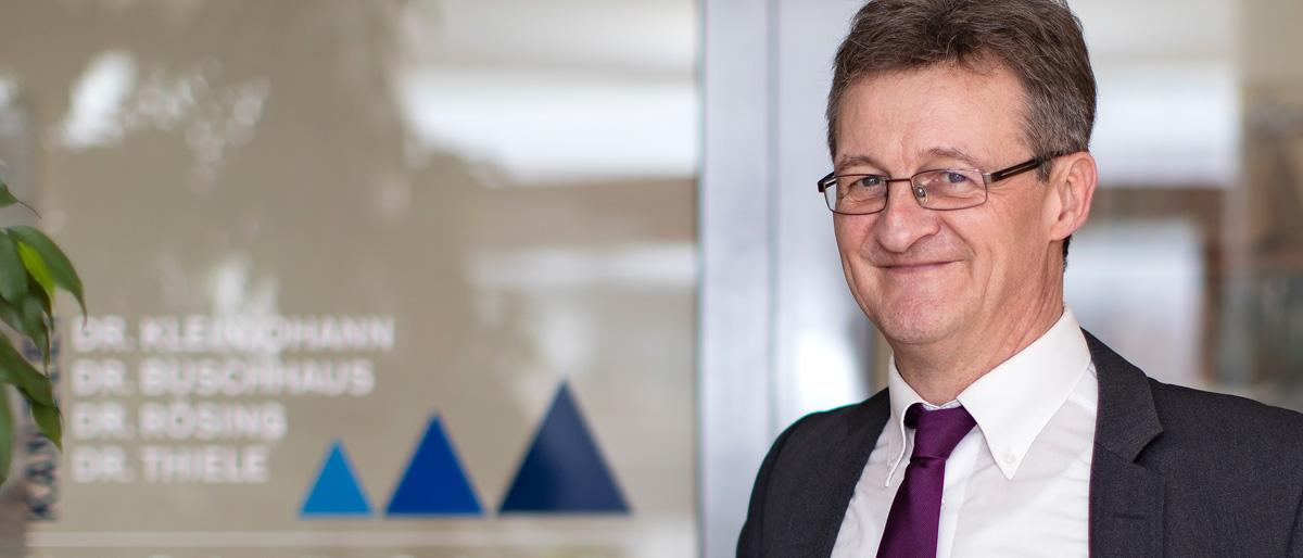 Dr. Stephan Kleinjohann - Fachanwalt für Baurecht und Architektenrecht