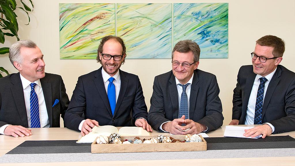 Rechtsanwälte Drei. Rosig, Thiele, Kleinjohann und Buschhaus