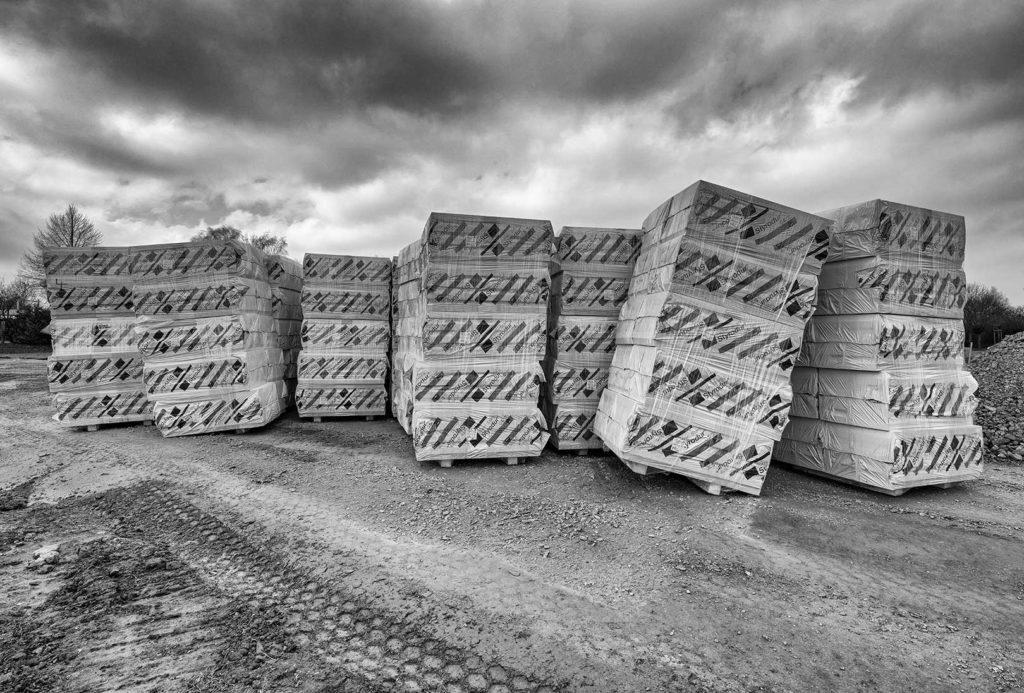 Fotoausstellung: Baustoffe