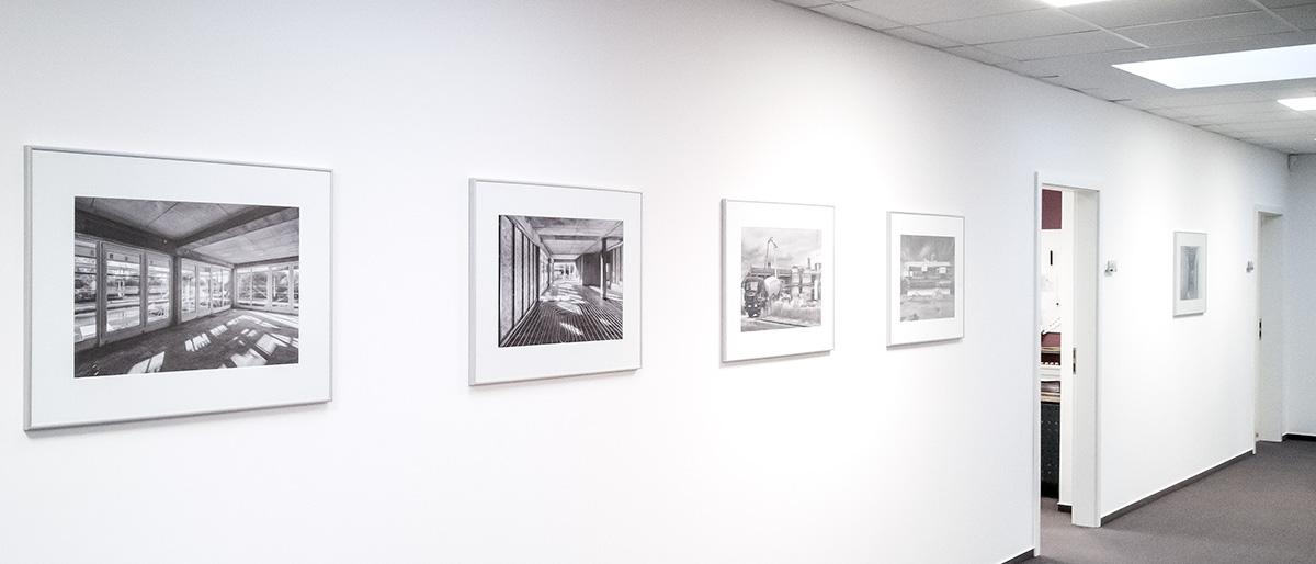 Fotoausstellung in der Kanzlei