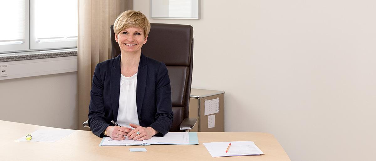 Franziska Golder, Fachanwältin für Familienrecht